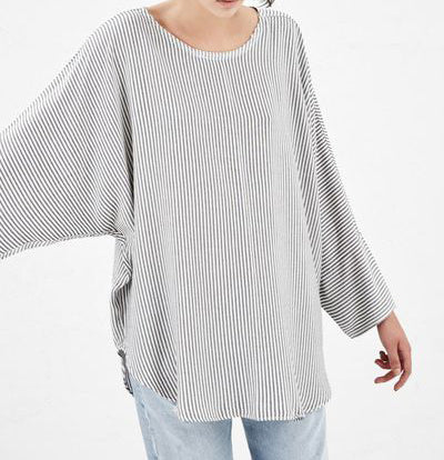 Tienda ho Smara long-sleeve Moroccan Cotton Boho Hippie Chic Sml-1x+