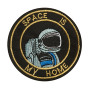 SPACE IS MY HOME