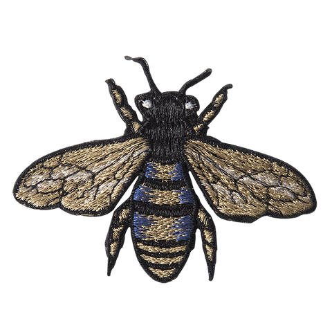 BLUE GOLD BEE