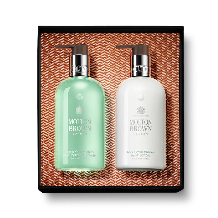 Molton Brown Refined White Mulberry Hand Gift Set