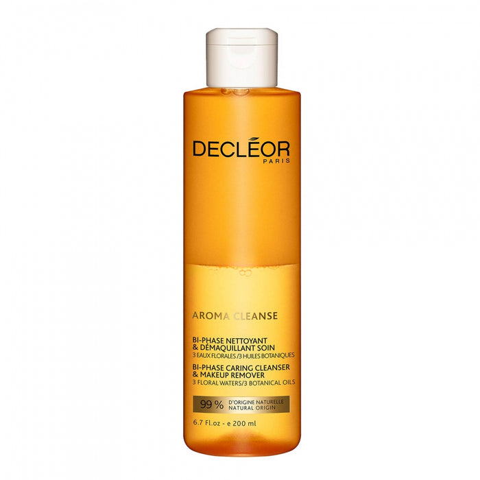 Decléor Bi-Phase Caring Cleanser & Makeup Remover 200 ml