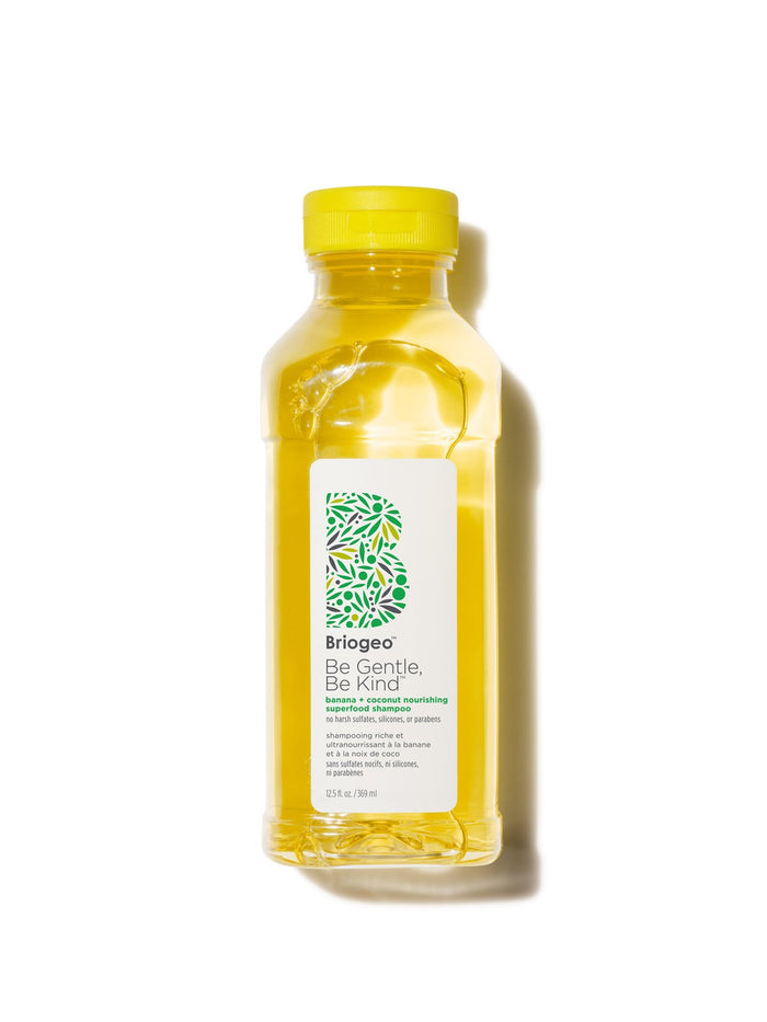 Briogeo Be Gentle, Be Kind™ Banana + Coconut Nourishing Superfood Shampoo 369 ml - Koch Parfymeri
