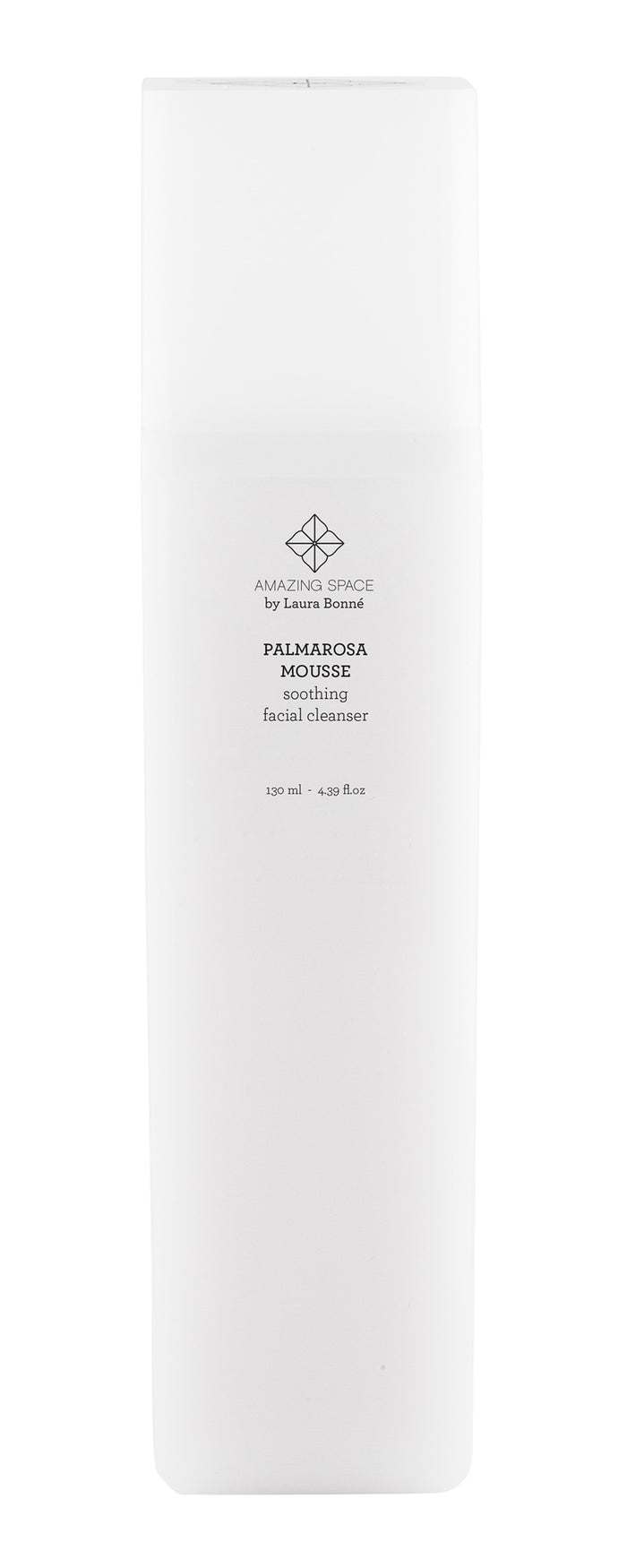 Amazing Space Palmarose Mousse Soothing Facial Cleanser 130 ml - Koch Parfymeri