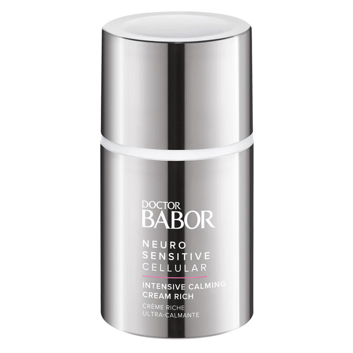 Dr. Babor Neuro Sensitiv Cellular Calming Cream Rich 50 ml - Koch Parfymeri og hudpleieklinikk