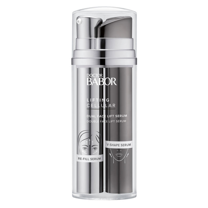 Dr. Babor Lifting Cellular Dual Face Lift Serum 2x15 ml - Koch Parfymeri og hudpleieklinikk