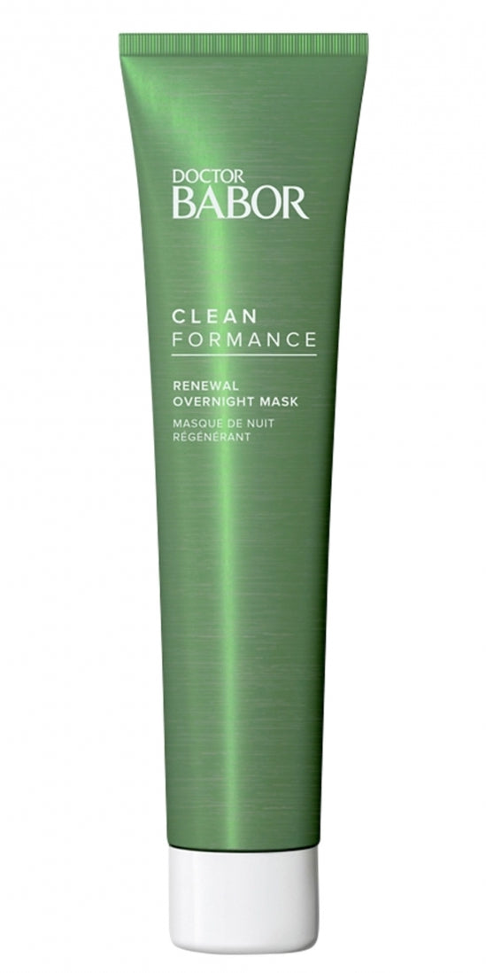 Dr. Babor Cleanformance Renewal Overnight Mask 75 ml - Koch Parfymeri