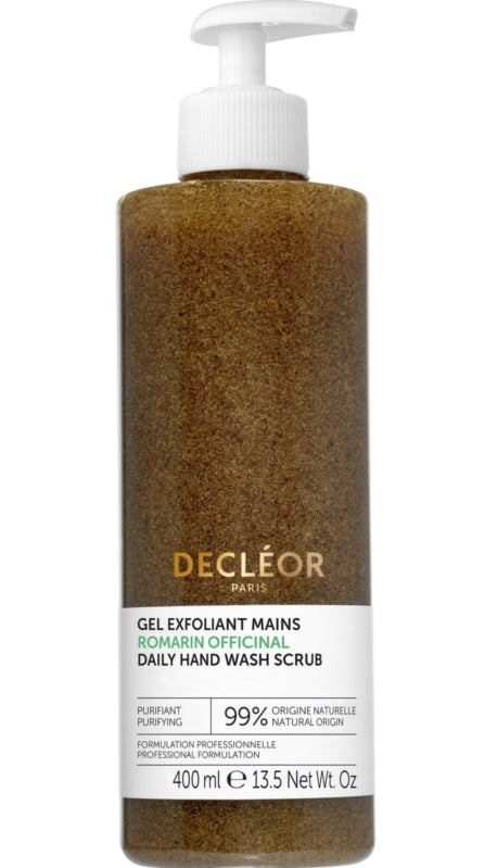 Decléor Rosemary Daily Hand Wash Scrub 400 ml - Koch Parfymeri