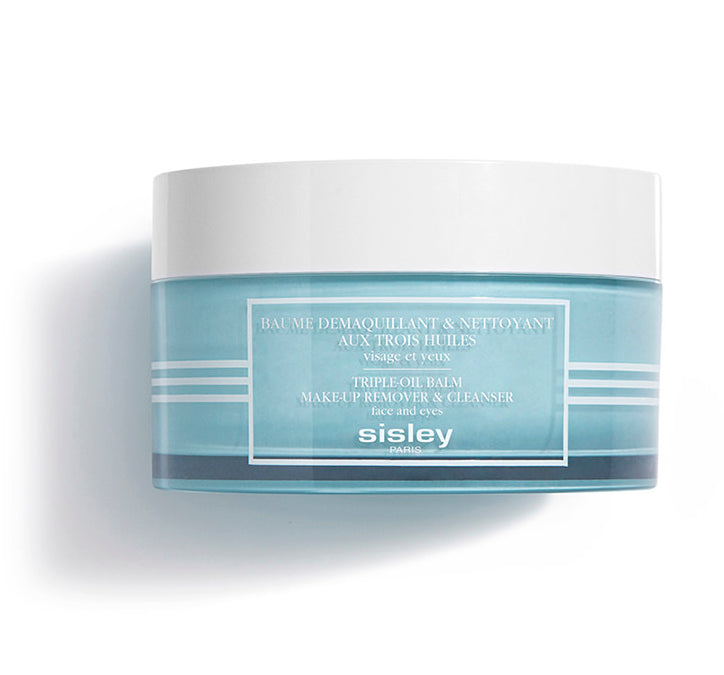Sisley Triple-Oil Balm Make-up Remover and Cleanser 125 gr - Koch Parfymeri