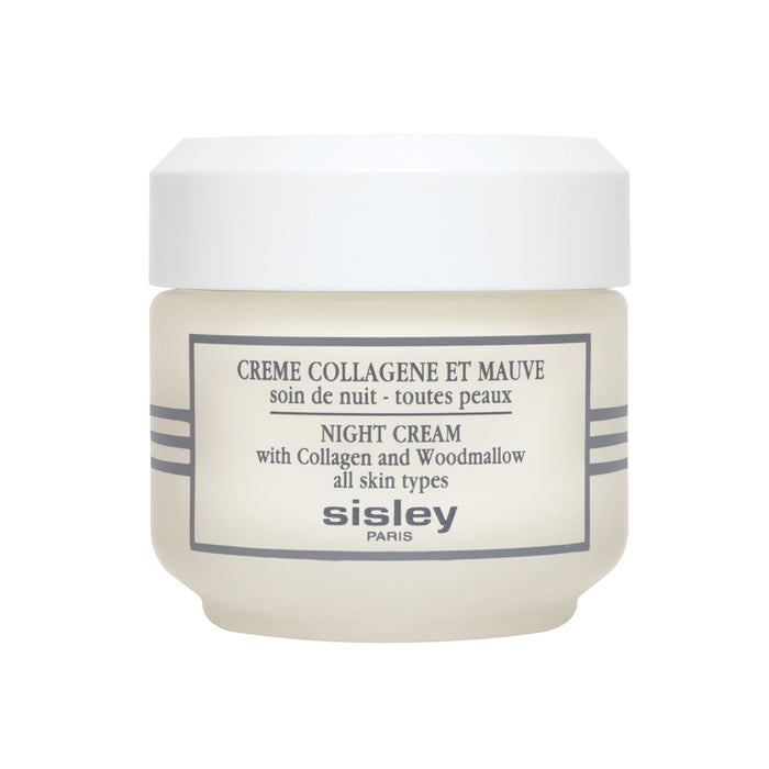 Sisley Night Cream with Woodmallow 50 ml - Koch Parfymeri og hudpleieklinikk