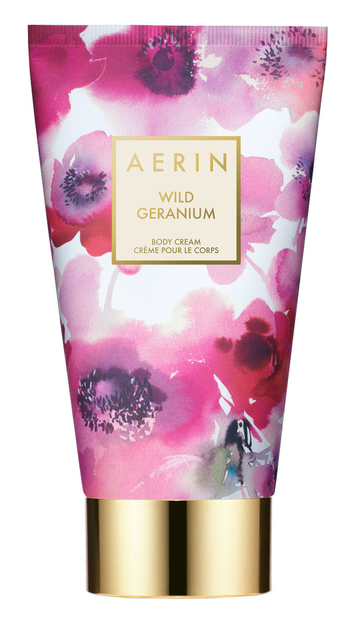 Aerin Wild Geranium Body Cream 150 ml - Koch Parfymeri