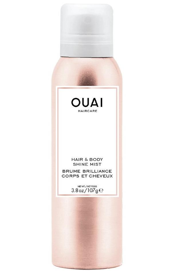 OUAI Hair & Body Shine Mist 107 g