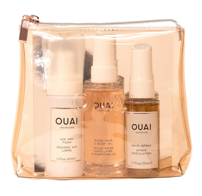 OUAI The Easy Ouai Kit - Koch Parfymeri og hudpleieklinikk