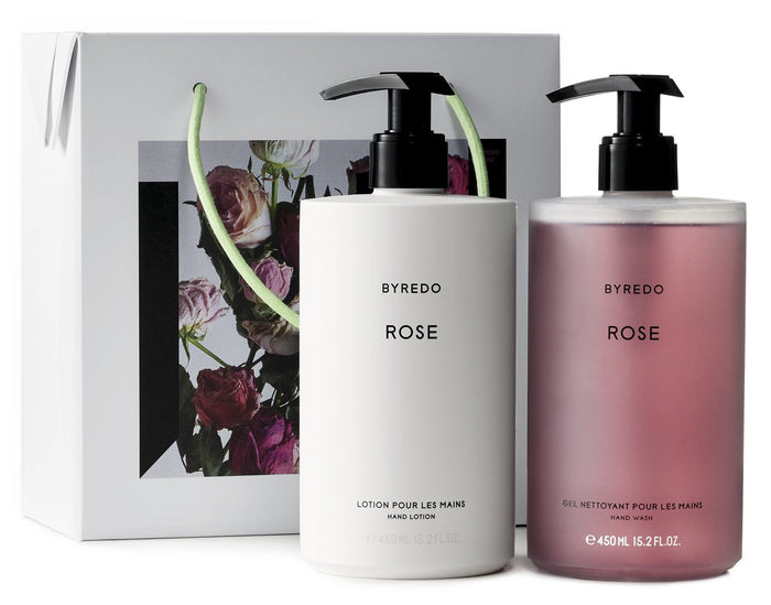 Byredo Gift set Rose Handwash & Handlotion 2x450 ml