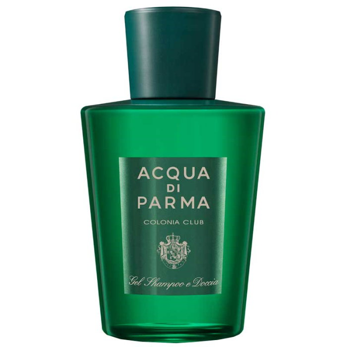 ACQUA DI PARMA COLONIA CLUB HAIR AND SHOWER GEL 200 ml - Koch Parfymeri