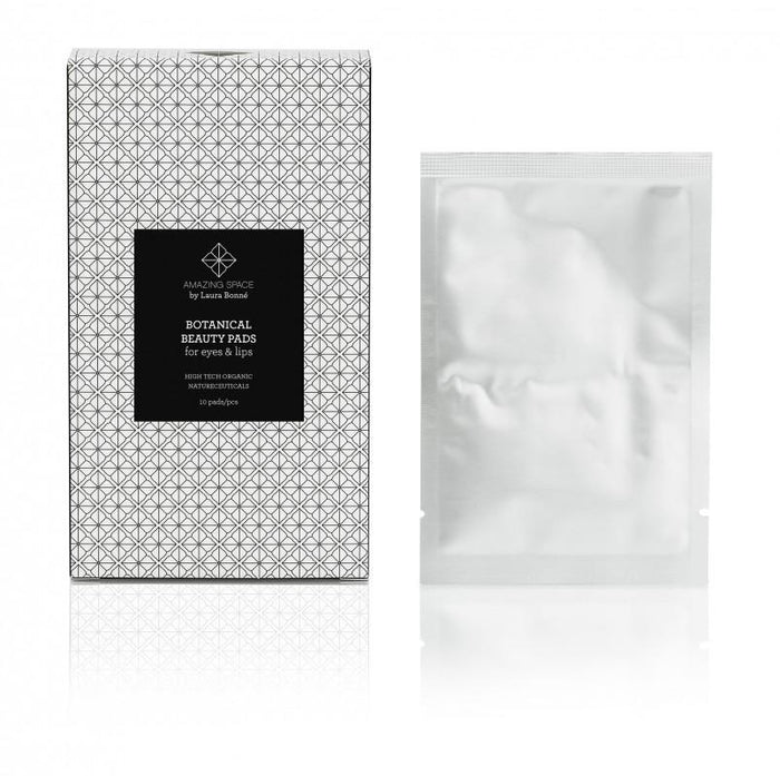 Amazing Space Botanical Beauty Pads for eyes & lips - Koch Parfymeri og hudpleieklinikk