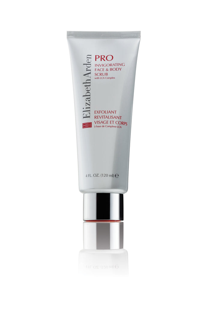 Elizabeth Arden PRO Invigorating Face & Body Scrub 120 ml