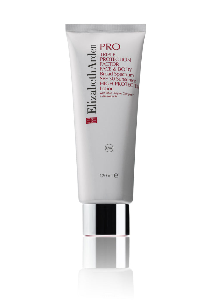 Elizabeth Arden PRO Triple Protection Factor Face & Body SPF 30 120 ml