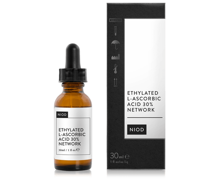 Niod Ethylated L-Ascorbic Acid 30% Network 30 ml
