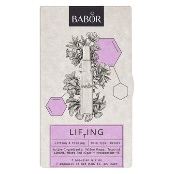 Babor Lifting Kit Ampullekur 7 x 2 ml - Koch Parfymeri