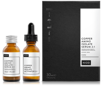 NIOD Copper Amino Isolate Serum 2:1 (CAIS2) - Koch Parfymeri