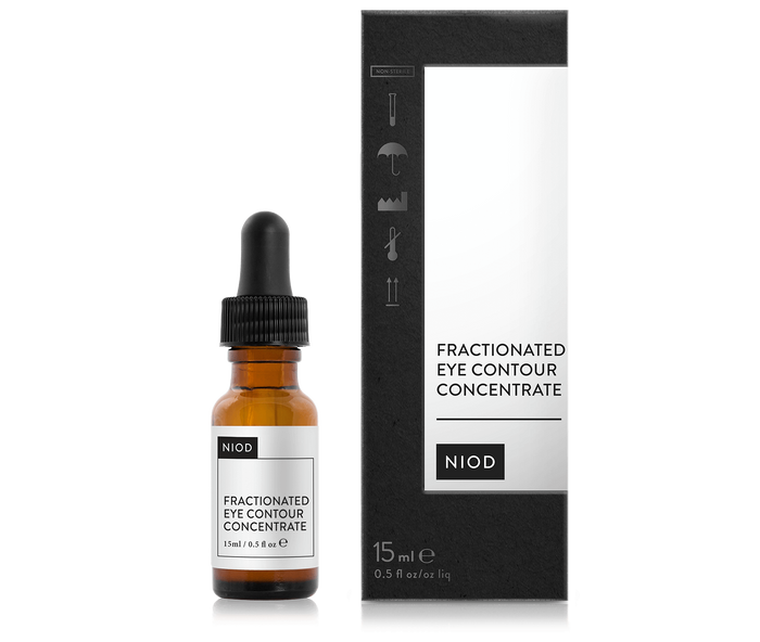 NIOD Fractionated Eye Contour Concentrate (FECC) 15 ml - Koch Parfymeri
