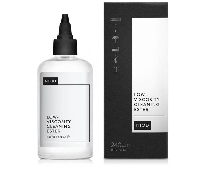 NIOD Low Viscosity Cleaning Ester (LVCE) 240 ml