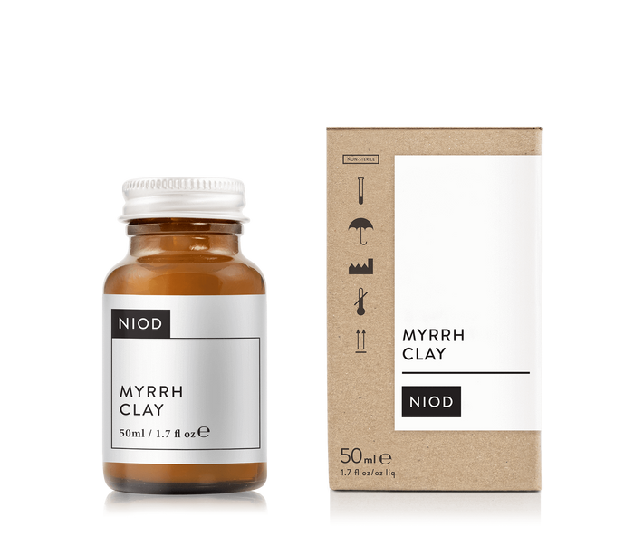 NIOD Myrrh Clay 50 ml