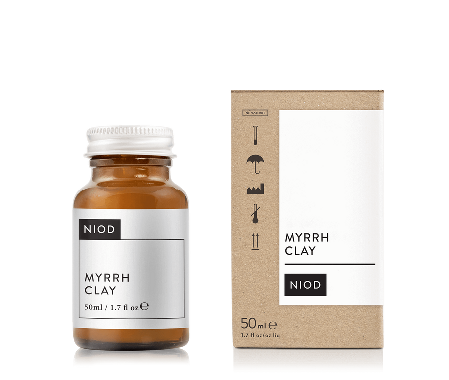 NIOD Myrrh Clay 50 ml - Koch Parfymeri