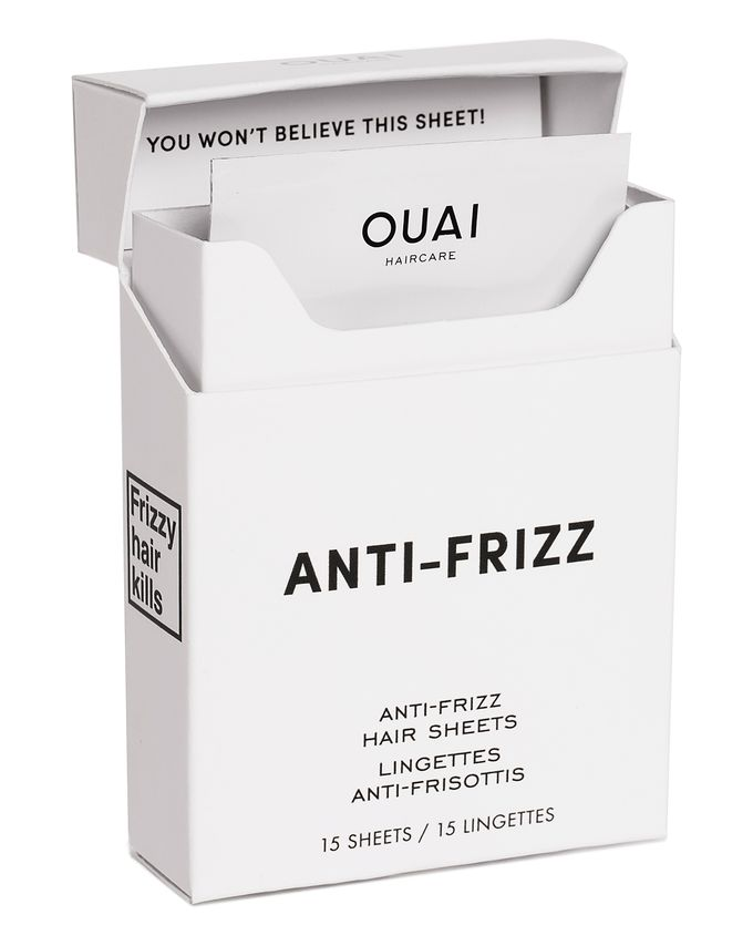 OUAI Anti Frizz Sheets