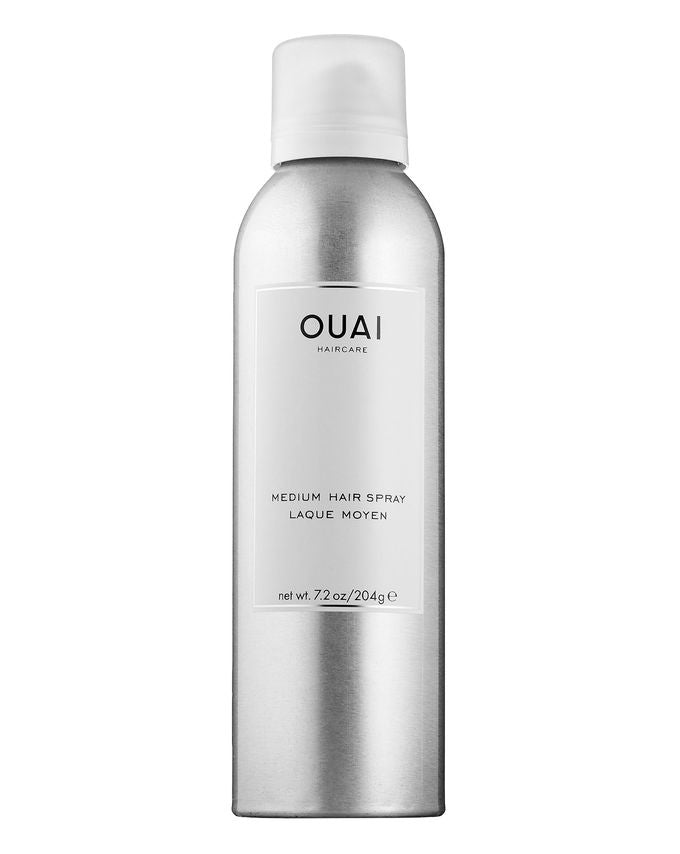 OUAI Medium Hair Spray 204 g - Koch Parfymeri og hudpleieklinikk