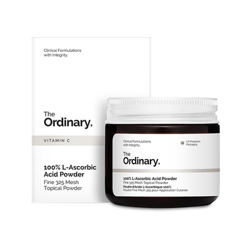 The Ordinary 100% L-Ascorbic Acid Powder 20 g - Koch Parfymeri