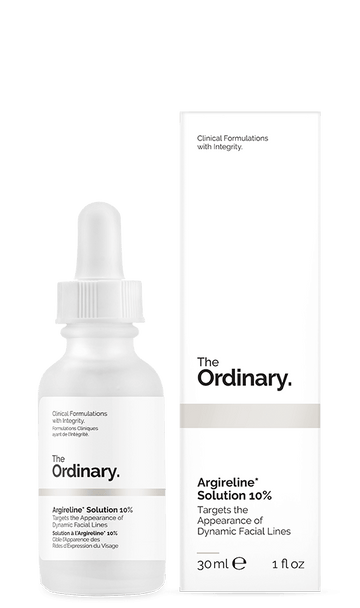 The Ordinary Argireline Solution 10% 30 ml - Koch Parfymeri