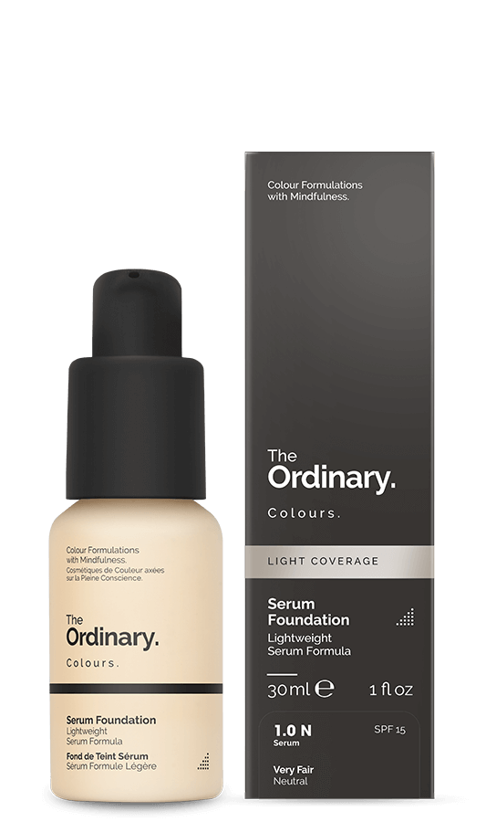 The Ordinary Serum Foundation SPF15 30 ml