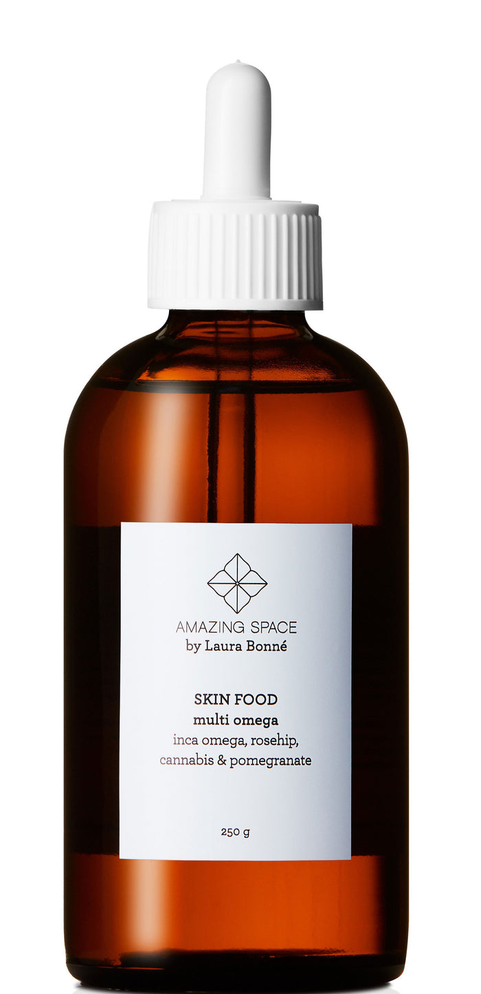 Amazing Space Skin Food Multi-Omega 250 g - Koch Parfymeri