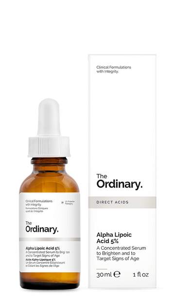 The Ordinary Alpha Lipoic Acid 5% 30 ml - Koch Parfymeri
