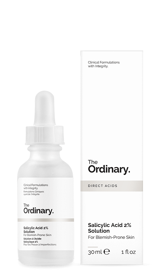 The Ordinary Salicylic Acid 2% Solution 30 ml - Koch Parfymeri og hudpleieklinikk