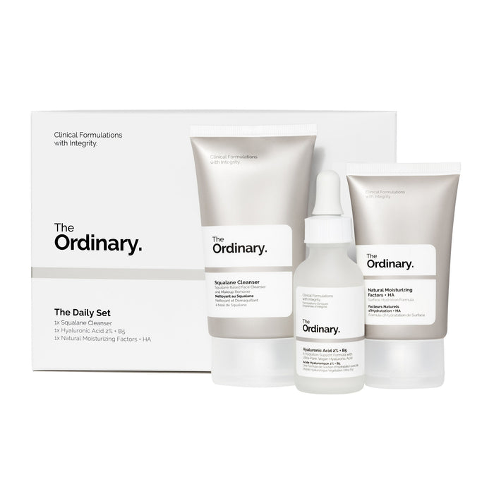 The Ordinary The Daily Set - Koch Parfymeri