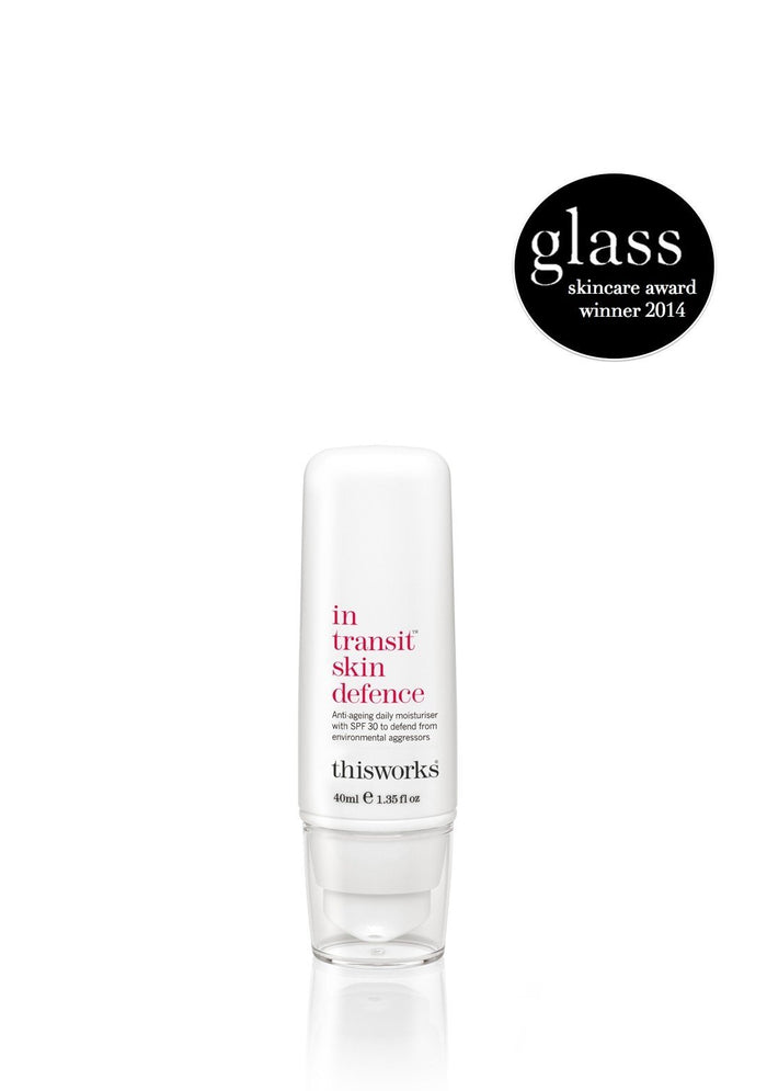 This Works In Transit Skin Defence 40 ml