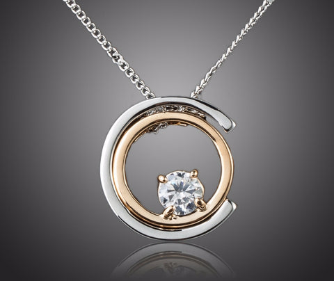 Designer pendant necklace lux21 designer pendant necklace mozeypictures Choice Image