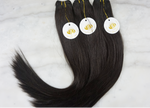 Princess & Dolls Premium Weft Extensions- Colour 1B