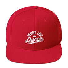 What The Duece Snapback Hat