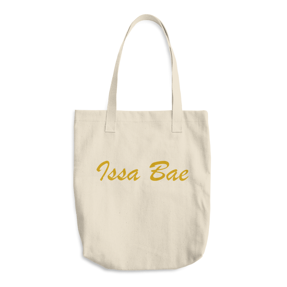 Issa Bae Cotton Tote Bag