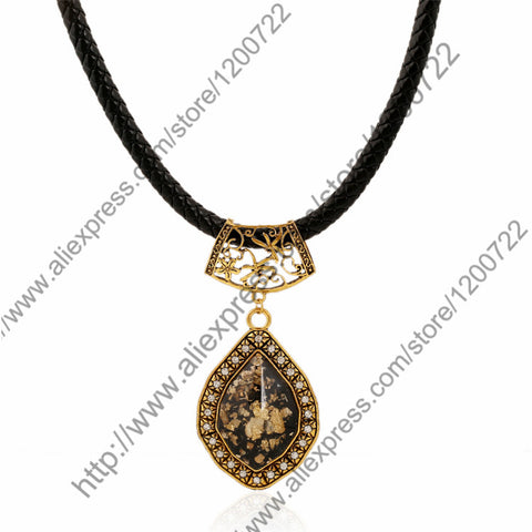 Retro Turkish Indian Necklace