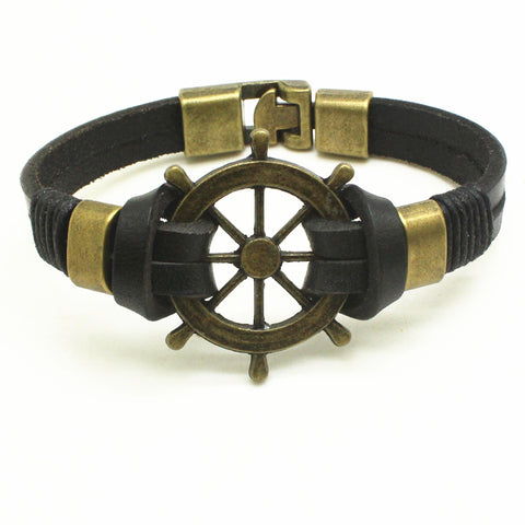 Double Layer Rudder Bracelet