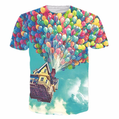 Balloon House Tee