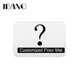 Bathroom Customized Mat Printed Bathroom Kitchen Carpets Doormats Floor Mat for Living Room Anti-Slip Tapete
