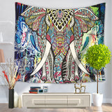 Customized Mandala Tapestry Hippie Wall Hanging Tapestries Christmas Wedding Decoration Blanket Table Cloth 195*147cm/147*127cm