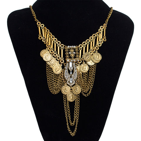 Vintage Punk Bohemian Necklace