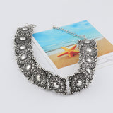Chunky Chain Gypsy Necklace