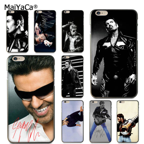 George Michael iPhone Case